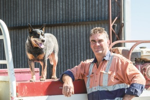 farmer; GM; Australia